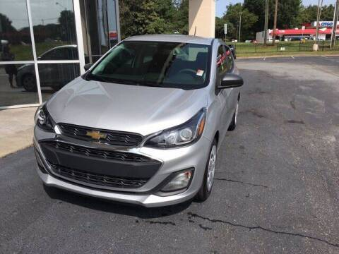 2019 Chevrolet Spark for sale at Credit Union Auto Buying Service in Winston Salem NC