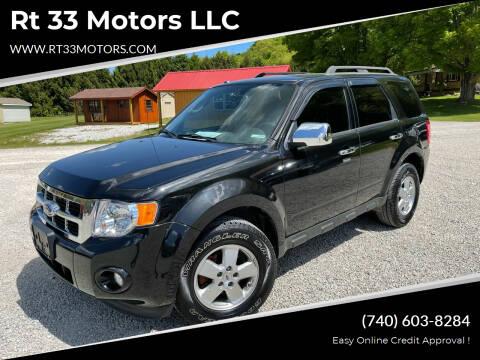 2011 Ford Escape for sale at Rt 33 Motors LLC in Rockbridge OH