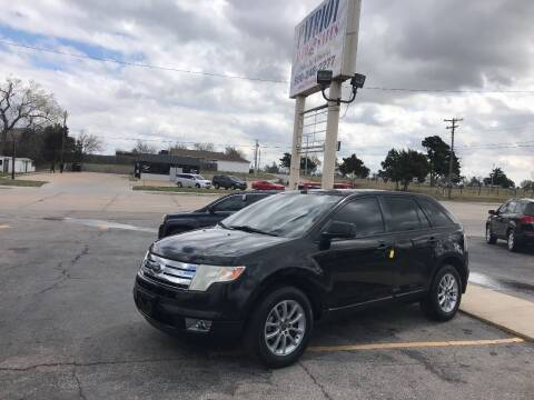 2007 Ford Edge for sale at Patriot Auto Sales in Lawton OK