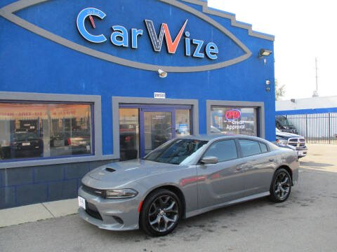 2019 Dodge Charger for sale at Carwize in Detroit MI