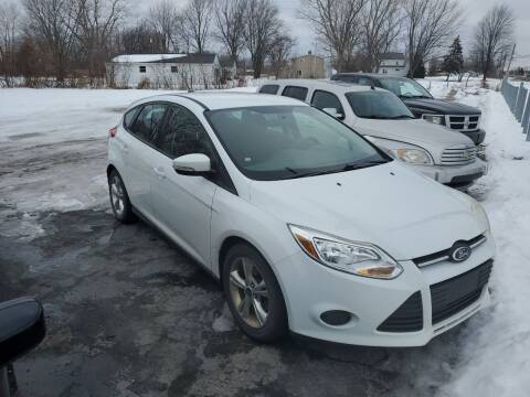 2013 Ford Focus for sale at HEDGES USED CARS in Carleton MI