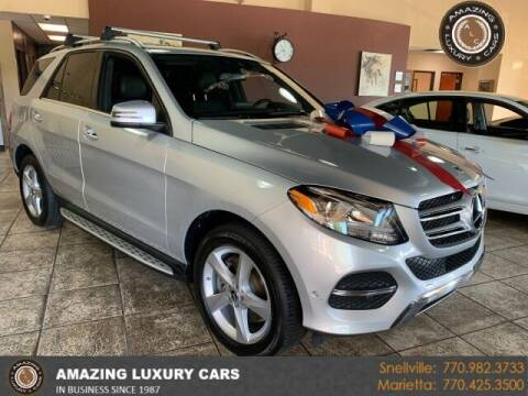 2019 Mercedes-Benz GLE for sale at Amazing Luxury Cars in Snellville GA