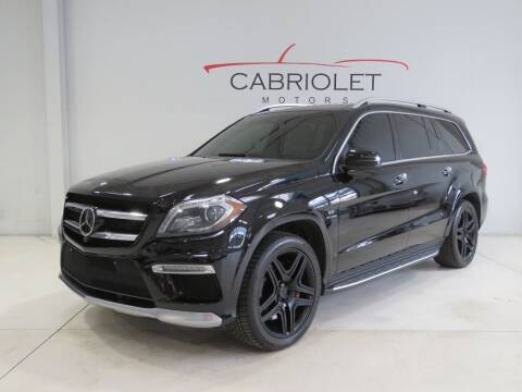2014 Mercedes-Benz GL-Class for sale at Cabriolet Motors in Morrisville NC