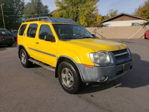 2003 Nissan Xterra for sale at Progressive Auto Sales in Twin Falls ID