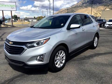 2019 Chevrolet Equinox for sale at Painter's Mitsubishi in Saint George UT