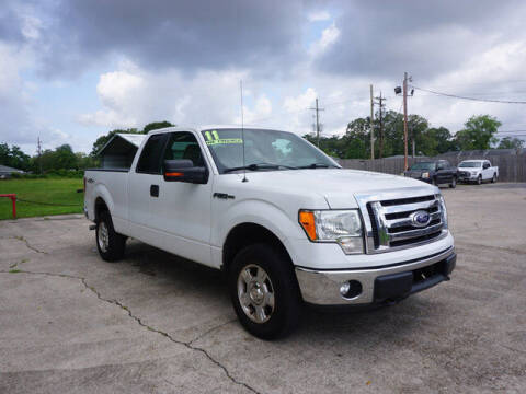 2011 Ford F-150 for sale at BLUE RIBBON MOTORS in Baton Rouge LA