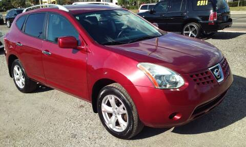 2010 Nissan Rogue for sale at Pinellas Auto Brokers in Saint Petersburg FL