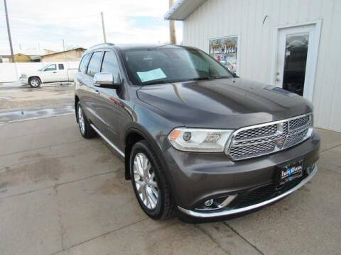 2014 Dodge Durango for sale at TWIN RIVERS CHRYSLER JEEP DODGE RAM in Beatrice NE