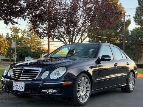 2008 Mercedes-Benz E-Class for sale at AutoAffari LLC in Sacramento CA