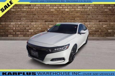 2019 Honda Accord for sale at Karplus Warehouse in Pacoima CA