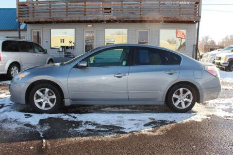 2008 Nissan Altima for sale at Epic Auto in Idaho Falls ID