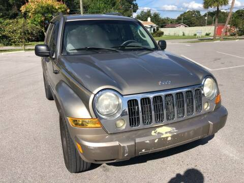 2006 Jeep Liberty for sale at Consumer Auto Credit in Tampa FL
