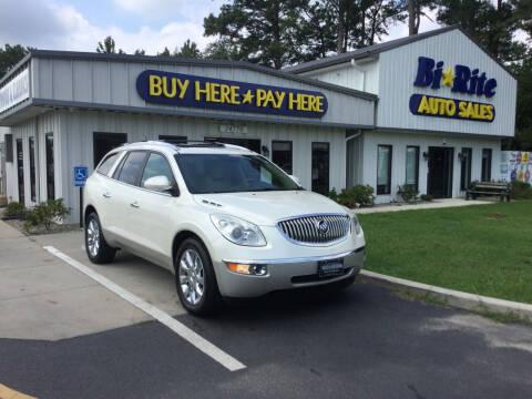 2012 Buick Enclave for sale at Bi Rite Auto Sales in Seaford DE