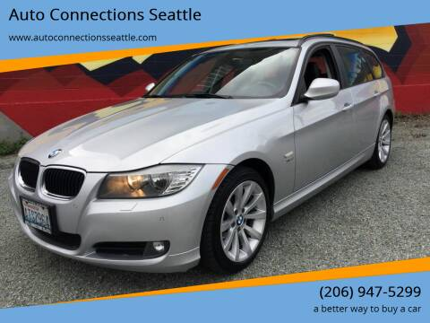 2012 BMW 3 Series for sale at Auto Connections Seattle in Seattle WA