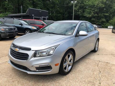 2015 Chevrolet Cruze for sale at Oceana Motors in Virginia Beach VA