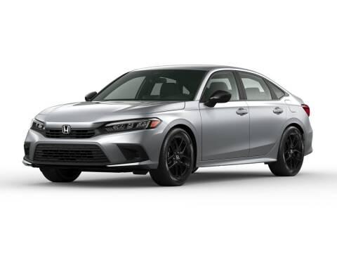 2022 Honda Civic for sale at Tom Wood Honda in Anderson IN