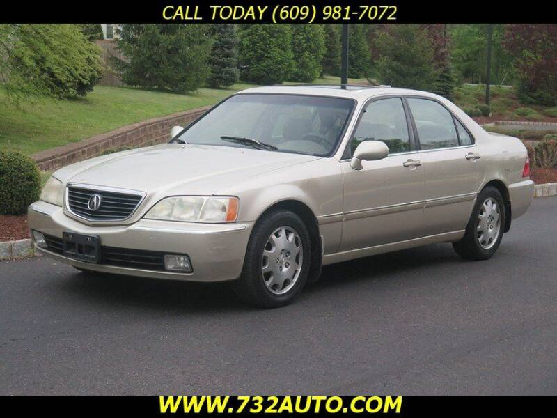 2004 Acura RL for sale at Absolute Auto Solutions in Hamilton NJ