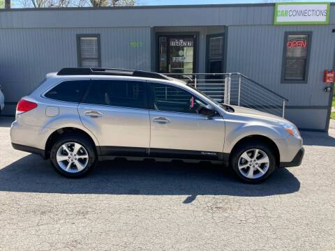 2014 Subaru Outback for sale at Car Connections in Kansas City MO