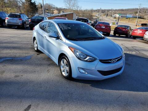 2013 Hyundai Elantra for sale at DISCOUNT AUTO SALES in Johnson City TN