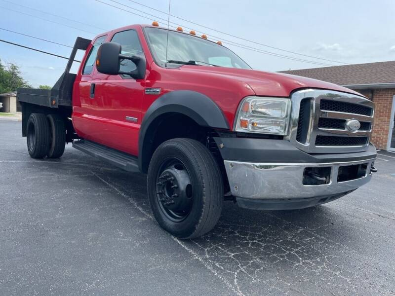 2007 Ford F-450 Super Duty for sale at Thornhill Motor Company in Lake Worth TX