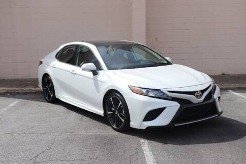 2019 Toyota Camry for sale at El Patron Trucks in Norcross GA