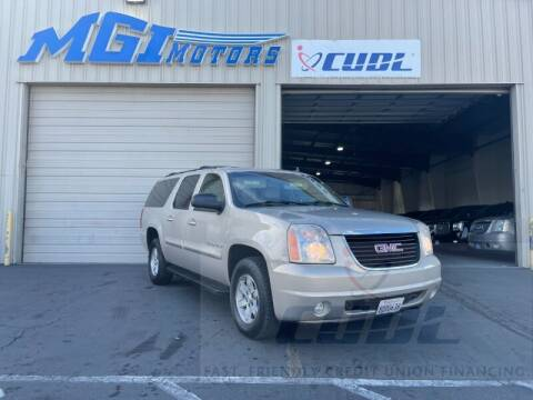 2007 GMC Yukon XL for sale at MGI Motors in Sacramento CA