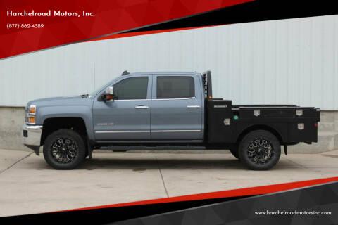 2015 Chevrolet Silverado 3500HD for sale at Harchelroad Motors, Inc. in Wauneta NE