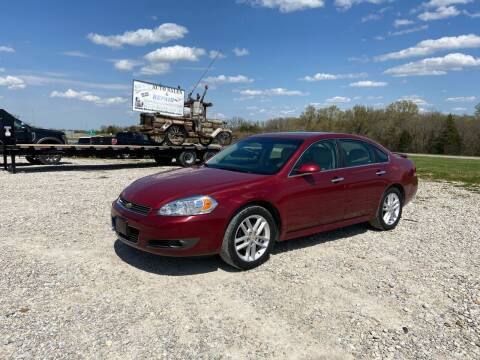 2011 Chevrolet Impala for sale at Ken's Auto Sales & Repairs in New Bloomfield MO