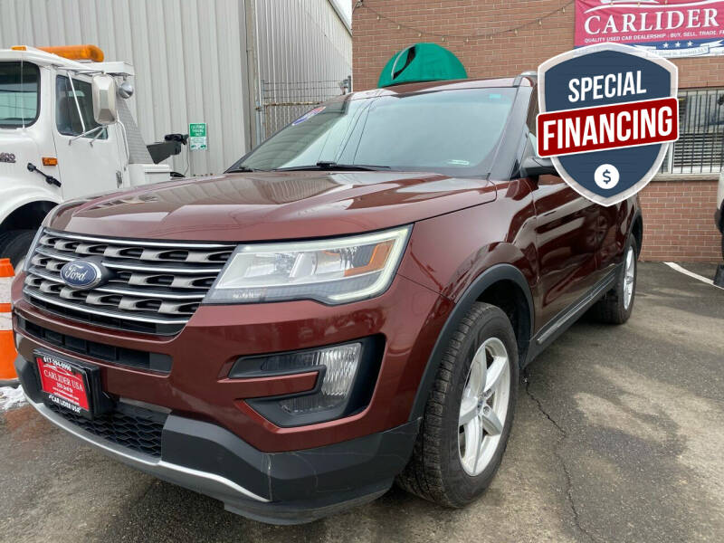 2016 Ford Explorer for sale at Carlider USA in Everett MA