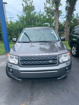 2011 Land Rover LR2 for sale at WHEELZ AND DEALZ, LLC in Fort Pierce FL