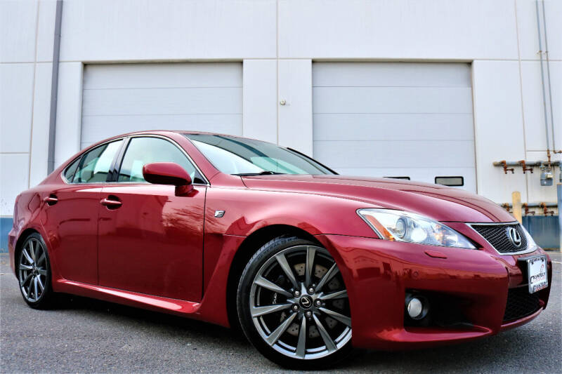 2008 Lexus IS F for sale at Chantilly Auto Sales in Chantilly VA