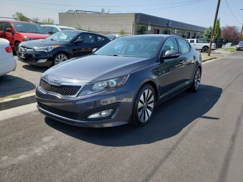 2011 Kia Optima for sale at High Line Auto Sales in Salt Lake City UT