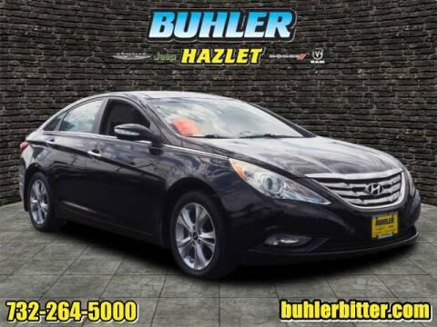 2013 Hyundai Sonata for sale at Buhler and Bitter Chrysler Jeep in Hazlet NJ