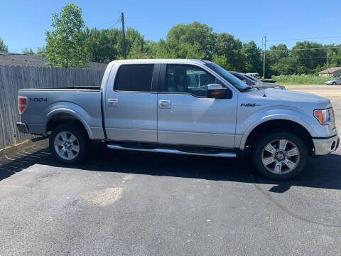 2010 Ford F-150 for sale at Auto Credit Xpress in Jonesboro AR