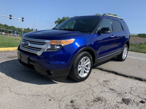 2013 Ford Explorer for sale at InstaCar LLC in Independence MO