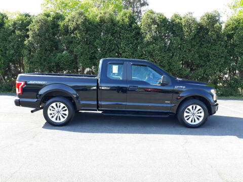 2016 Ford F-150 for sale at Feduke Auto Outlet in Vestal NY