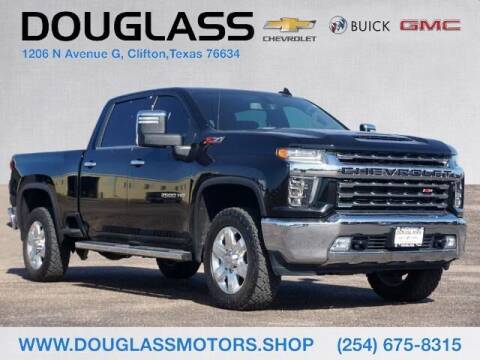 2020 Chevrolet Silverado 2500HD for sale at Douglass Automotive Group - Douglas Chevrolet Buick GMC in Clifton TX