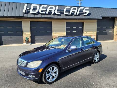2008 Mercedes-Benz C-Class for sale at I-Deal Cars in Harrisburg PA