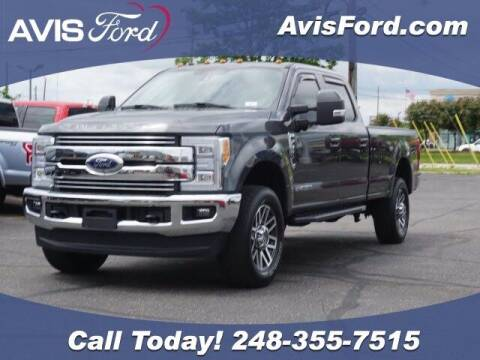 2018 Ford F-350 Super Duty for sale at Work With Me Dave in Southfield MI