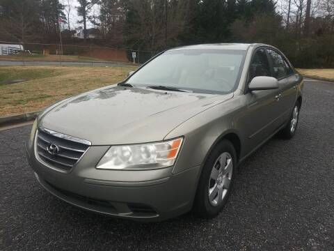 2009 Hyundai Sonata for sale at Final Auto in Alpharetta GA