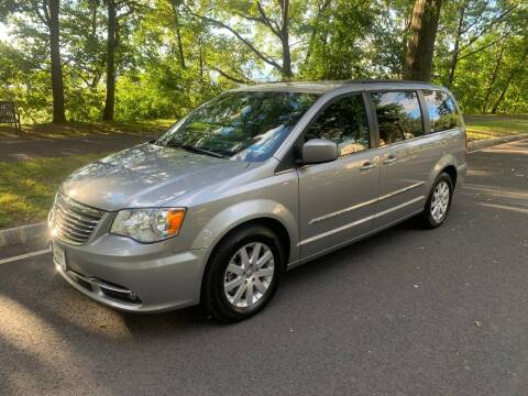 2015 Chrysler Town and Country for sale at Crazy Cars Auto Sale in Jersey City NJ