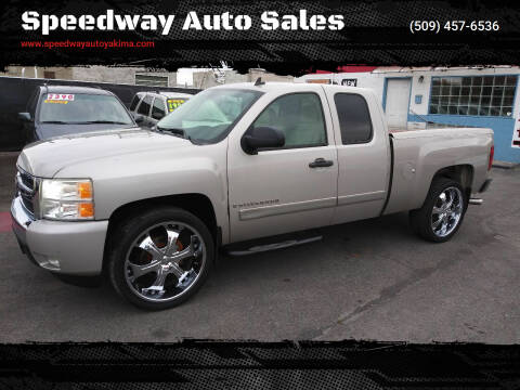 2008 Chevrolet Silverado 1500 for sale at Speedway Auto Sales in Yakima WA
