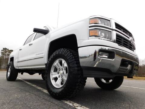 2014 Chevrolet Silverado 1500 for sale at Used Cars For Sale in Kernersville NC