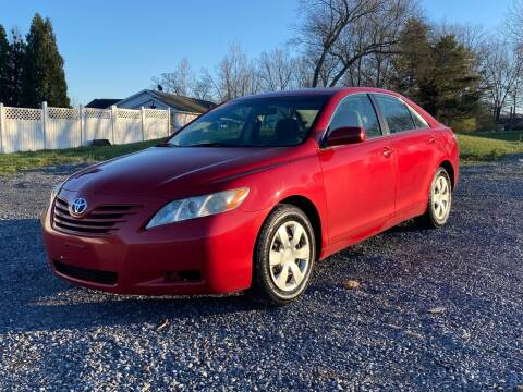 2007 Toyota Camry for sale at Robinson Motorcars in Hedgesville WV