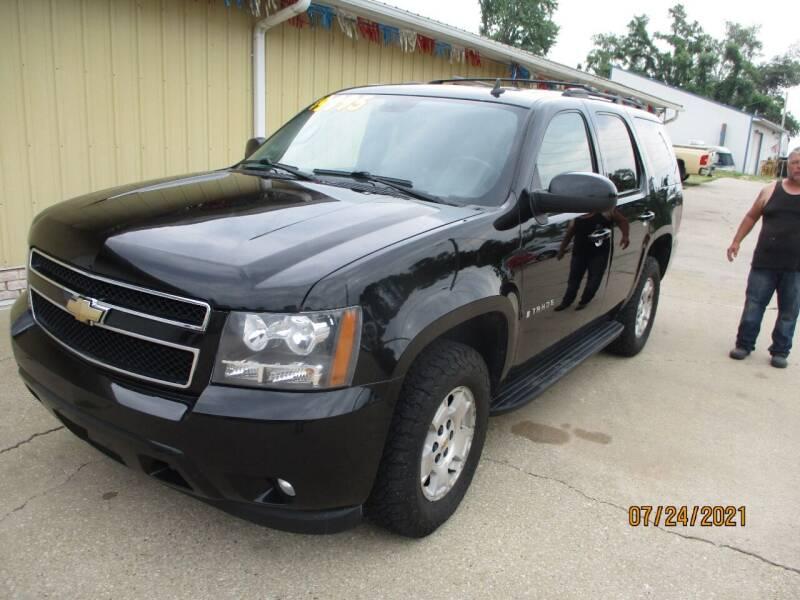2008 Chevrolet Tahoe for sale at Lincoln Way Motors II in Cedar Rapids IA