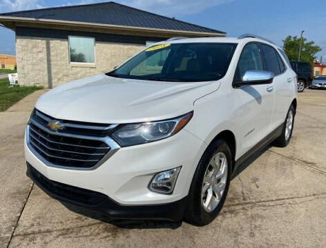 2018 Chevrolet Equinox for sale at Auto House of Bloomington in Bloomington IL