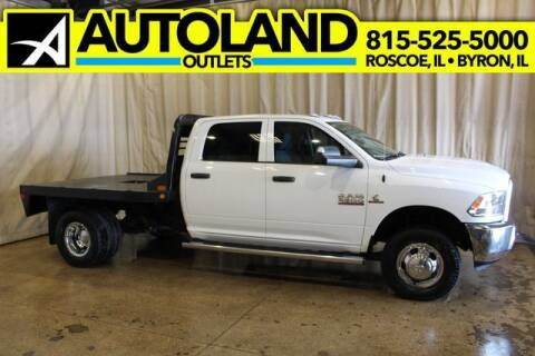 2018 RAM Ram Pickup 3500 for sale at AutoLand Outlets Inc in Roscoe IL