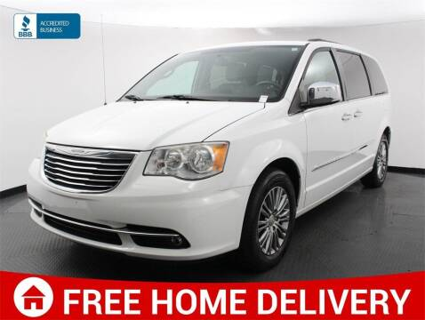 2014 Chrysler Town and Country for sale at Florida Fine Cars - West Palm Beach in West Palm Beach FL
