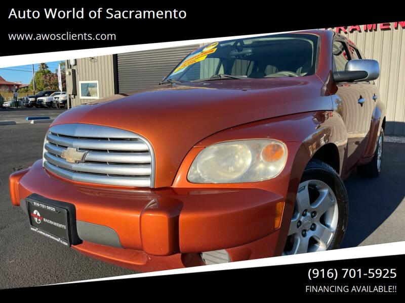 2006 Chevrolet HHR for sale at Auto World of Sacramento Stockton Blvd in Sacramento CA