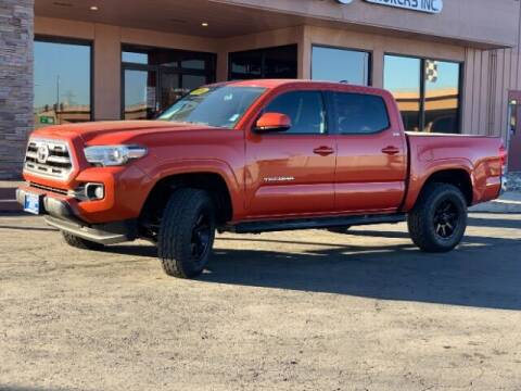 2016 Toyota Tacoma for sale at Lakeside Auto Brokers Inc. in Colorado Springs CO